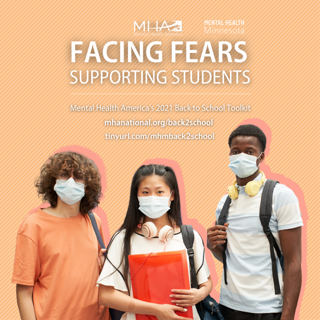 Back to School - Facing Fears and Supporting Students